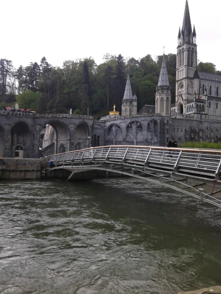 démontage ponts Lourdes