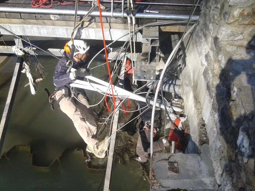Travaux sur cordes Lourdes
